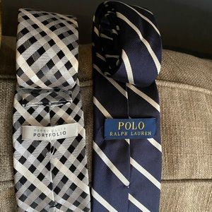 Polo, Jos A. Banks and Geoffrey Beene Ties